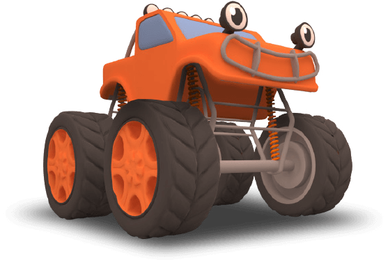 Max the Monster Truck