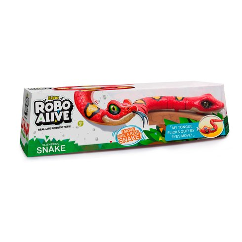 robo alive toy