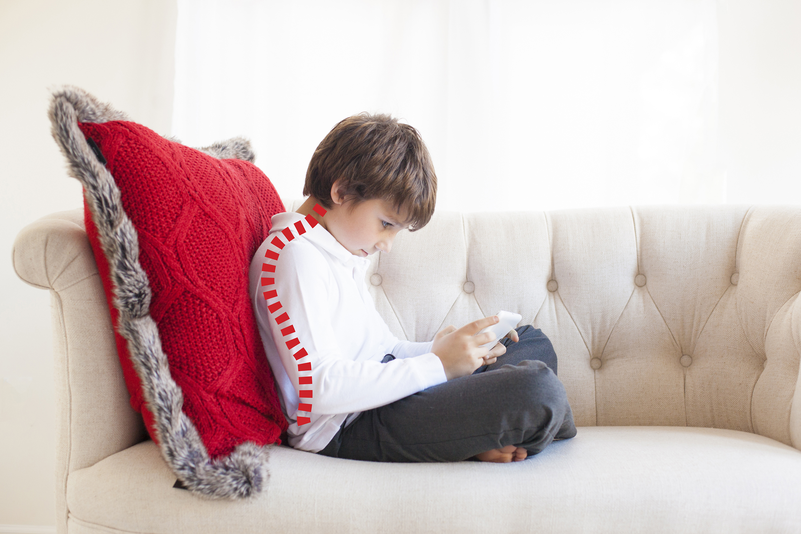 The Importance of Good Posture for Kids