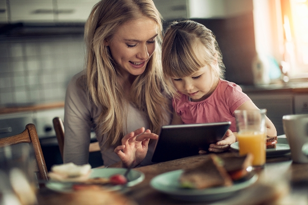 Screen time for kids - Watch together