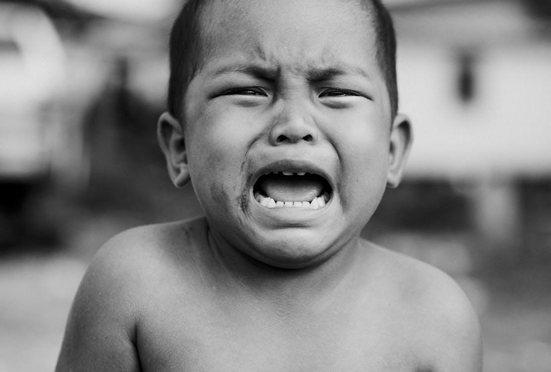 What Makes Children Tantrum?