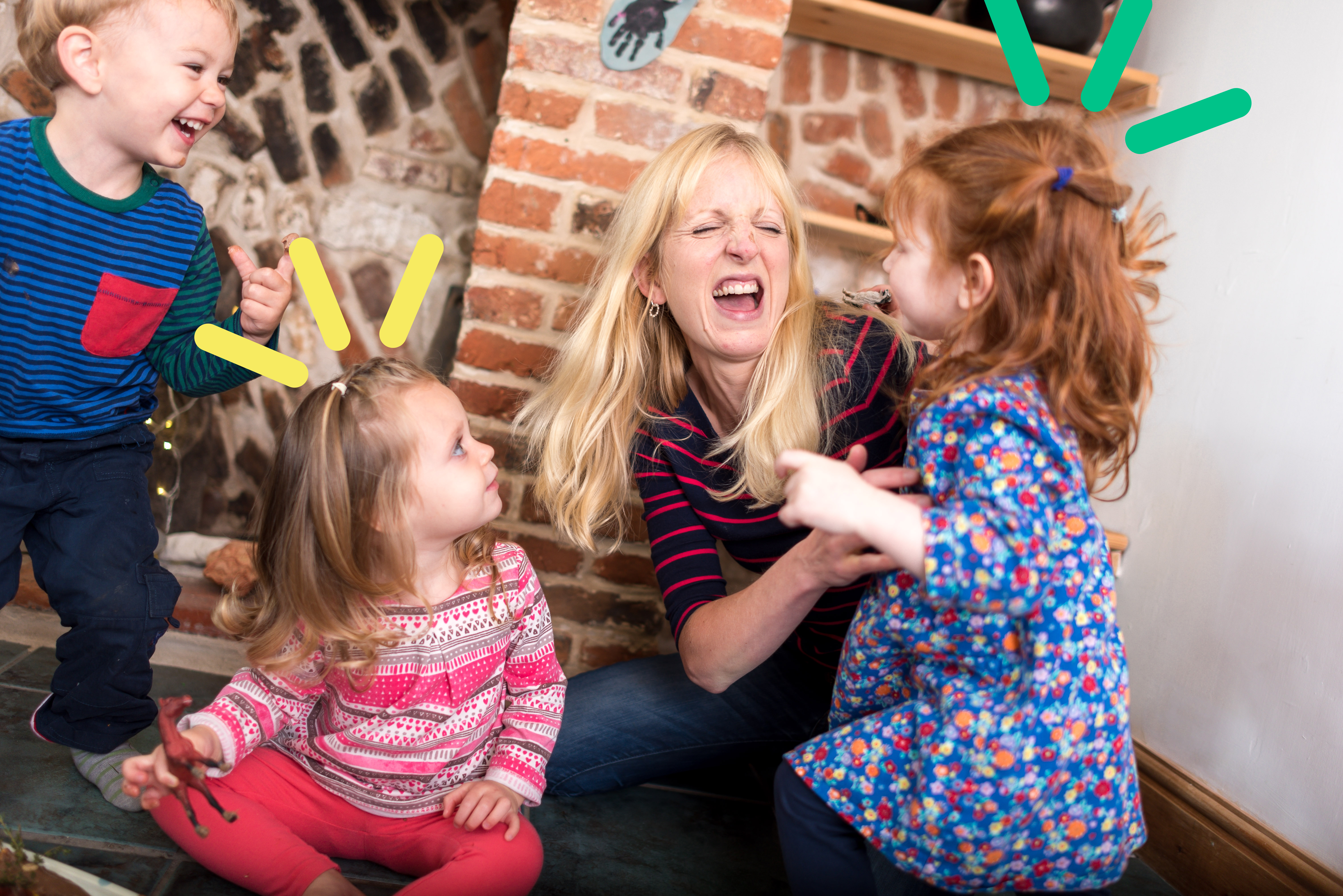 Smarty Tots Power of Play