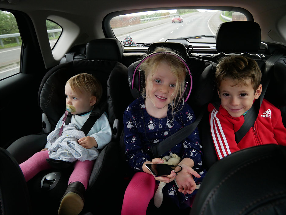 Top Tips For Car Journeys With Kids