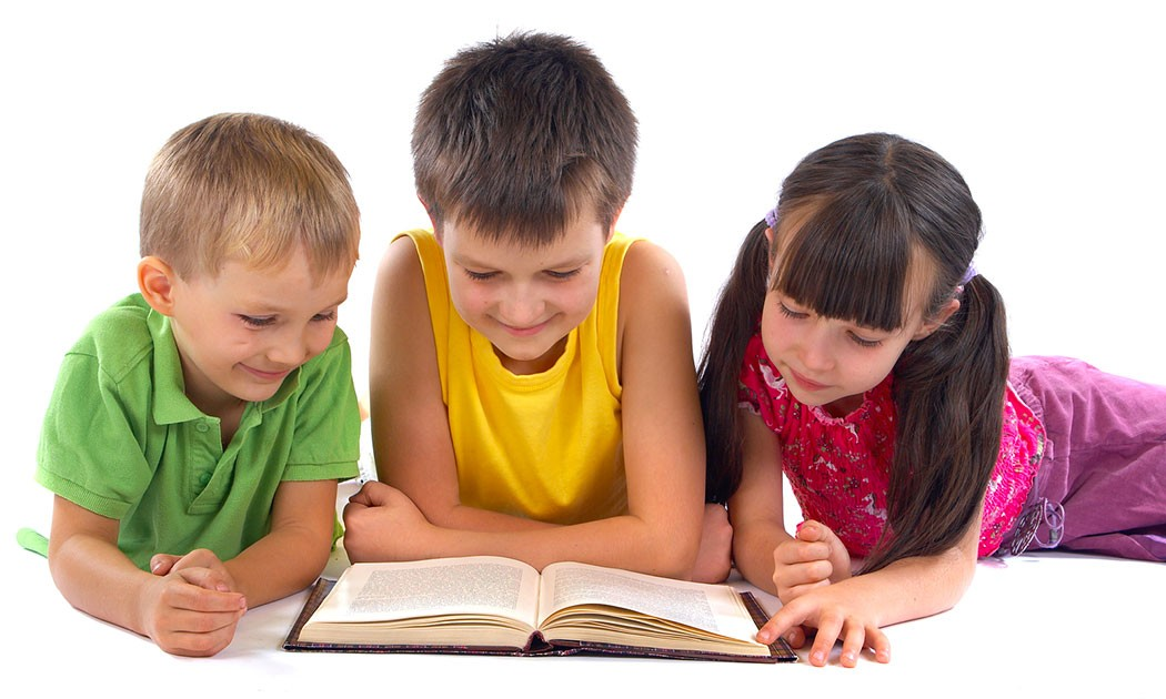 importance of kids reading
