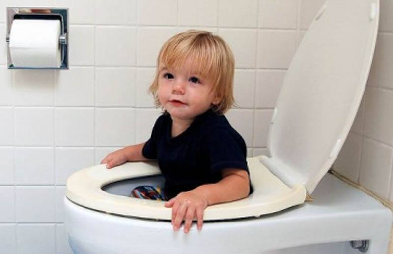 Happy Potty Training
