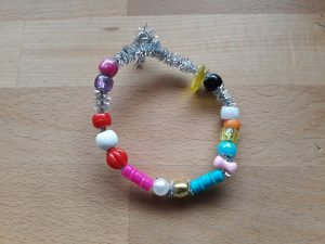 Arts and Crafts Bracelet