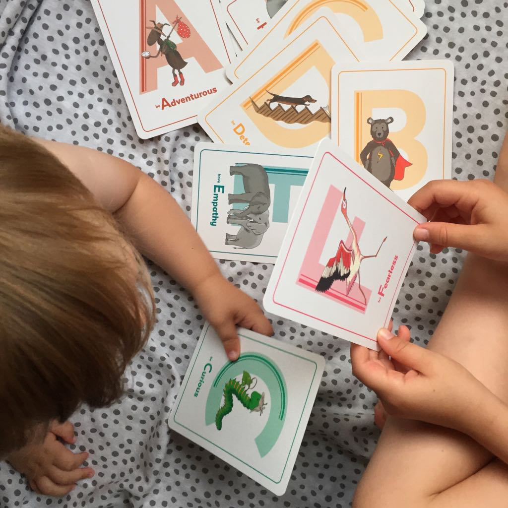 Flash Cards for Emotions