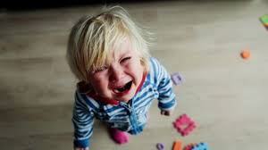 When a Tantrum isn't Really a Tantrum
