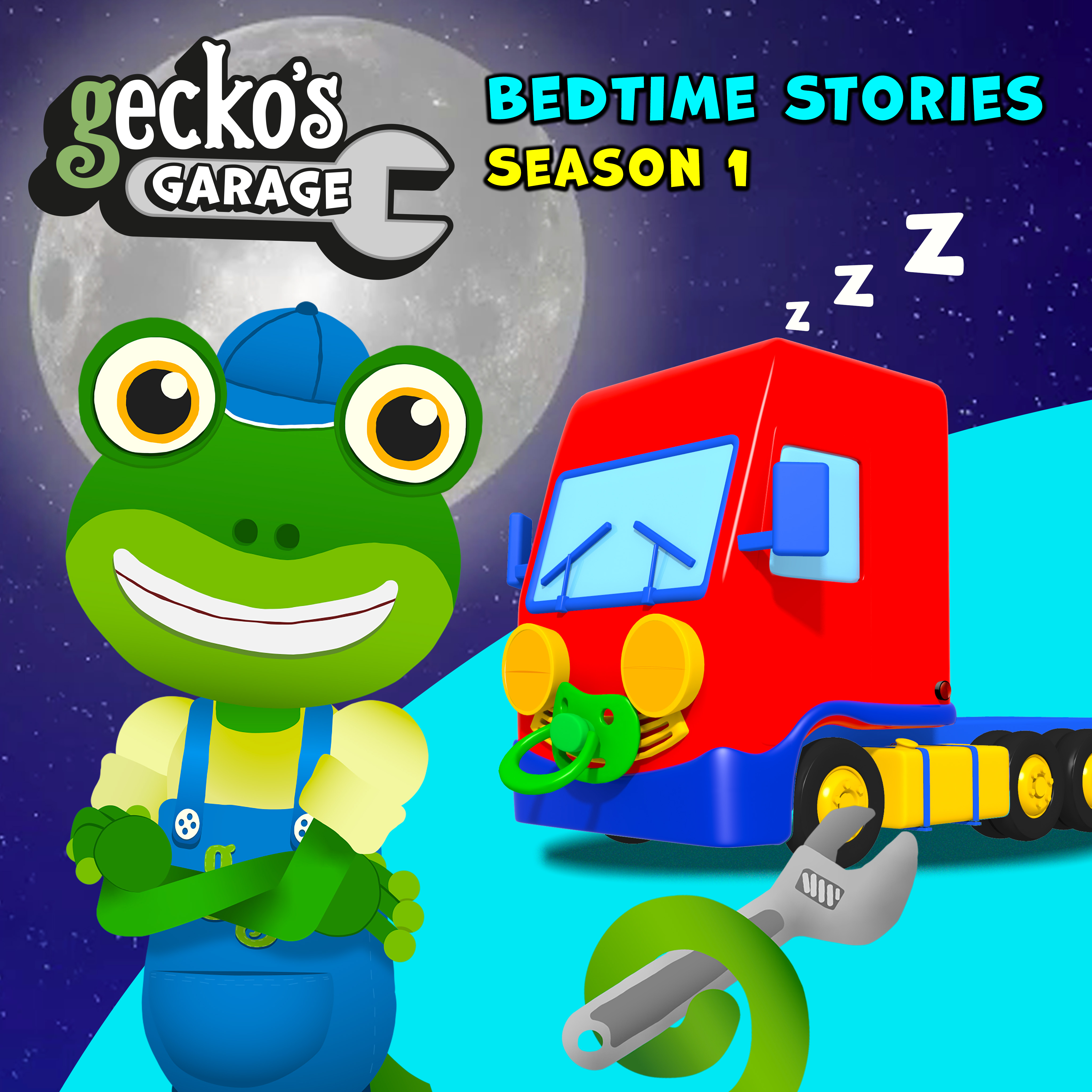 Gecko's Garage Bedtime Stories Season 1