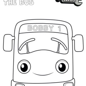 Bobby the Bus