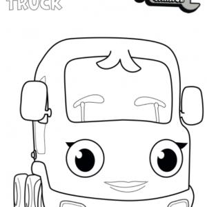 Mummy Truck