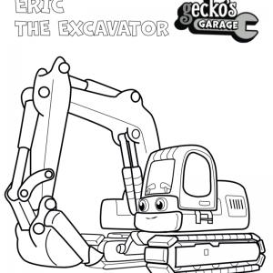 Eric the Excavator
