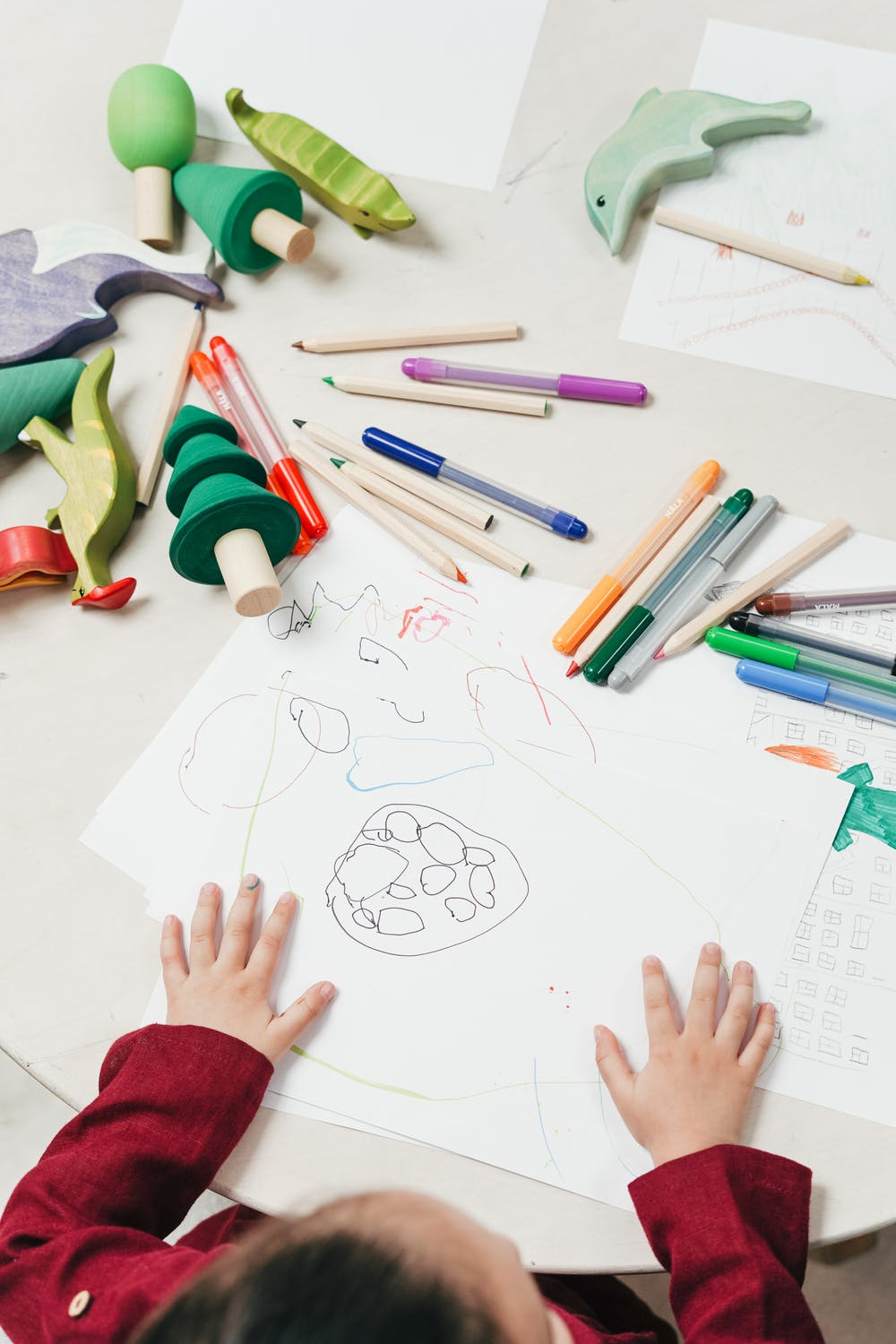 Celebrating the Arts in Early Childhood Learning